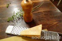 cheese grater and nepitella to grate your own cheese