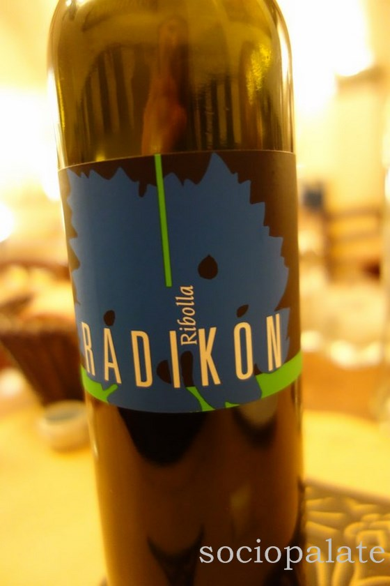 radikon wine at coquinarius wine bar and restaurant for wine lovers in florence